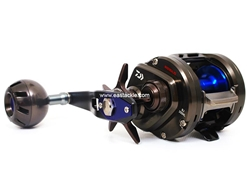 Daiwa - Saltiga Bay Jigging 200SHL - Overhead Reel | Eastackle