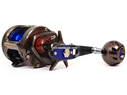 Daiwa - Saltiga Bay Jigging 200SH - Overhead Reel | Eastackle