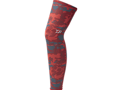 Daiwa - 2018 Leg Cover DA-52008 - RED CAMO - M | Eastackle