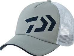 Daiwa - 2019 Ball Cap - DC-62009 - GREY - Free Size | Eastackle