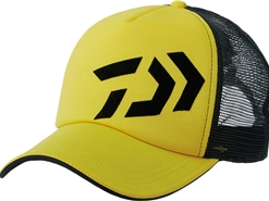 Daiwa - 2019 Ball Cap - DC-62009 - YELLOW - Free Size | Eastackle