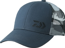 Daiwa - 2019 Ball Cap - DC-70009 - GREY - Free Size | Eastackle