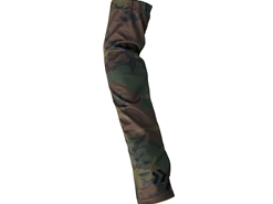 Daiwa - 2019 Cool Arm Cover - DG-77009 - GREEN CAMO - L Size | Eastackle