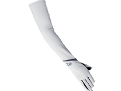 Daiwa - 2019 Cool Arm Cover - DG-78009 - GRAY - S Size | Eastackle