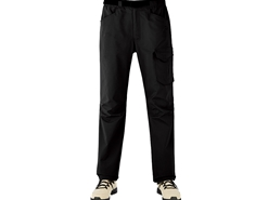 Daiwa - 2019 Dry Stretch Cargo Long Pants - DP-83009 - BLACK - Men's M Size | Eastackle