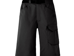 Daiwa - 2019 Dry Stretch Cargo Shorts - DP-85009 - BLACK - Men's 3XL Size | Eastackle