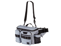 Daiwa - 2019 HG Hip Bag LT (B) - LIGHT GREY SLASH | Eastackle