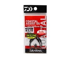 Daiwa - Coastal Assist - SS RS Twin - #1/0 - Assist Jigging Hooks | Eastackle