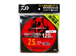 Daiwa - D-Fron Fune Harisu No2.5 (10lbs) - 120m - Fluoro Carbon Leader | Eastackle