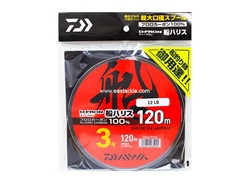 Daiwa - D-Fron Fune Harisu No3 (12lbs) - 120m - Fluoro Carbon Leader | Eastackle