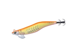 Daiwa - Emeraldas Stream Rattle 2.5 - GOLD ORANGE AJI - Squid Jig | Eastackle