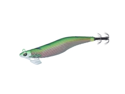 Daiwa - Emeraldas Stream Rattle 2.5 - SHIMA GREEN SUGI - Squid Jig | Eastackle