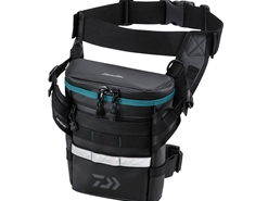 Daiwa - Emeraldas Tactical Thigh Bag (A) - BLACK | Eastackle
