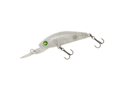 Daiwa - 月下美人 Gekkabijin Night Fog Z 42S-DR - CLEAR GLITTER - Sinking Minnow | Eastackle