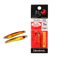 Daiwa - 月下美人 Gekkabijin Prisoner TG 5grams - RED GOLD - Tungsten Aji Micro Jig | Eastackle