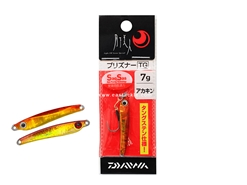 Daiwa - 月下美人 Gekkabijin Prisoner TG 7grams - RED GOLD - Tungsten Aji Micro Jig | Eastackle