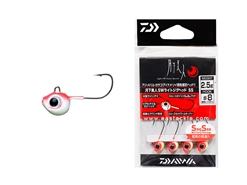 Daiwa - 月下美人 Gekkabijin SW Light Jighead SS - 2.5grams #8 | Eastackle