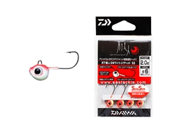 Daiwa - 月下美人 Gekkabijin SW Light Jighead SS - 2grams #6 | Eastackle