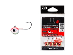 Daiwa - 月下美人 Gekkabijin SW Light Jighead SS - 3grams #6 | Eastackle