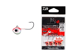 Daiwa - 月下美人 Gekkabijin SW Light Jighead SS - 3grams #8 | Eastackle