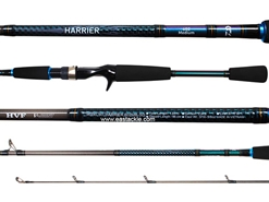 Daiwa - Harrier 602MB-SD - Bait Casting Rod