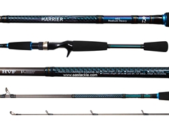 Daiwa - Harrier 602MHB-SD - Bait Casting Rod