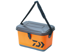 Daiwa - HD Tackle Bag S40CMA - ORANGE | Eastackle