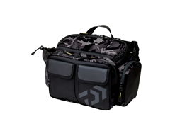 Daiwa - Hip Bag (C) - BLACK CAMOUFLAGE | Eastackle