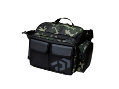 Daiwa - Hip Bag (C) - OLIVE CAMOUFLAGE | Eastackle