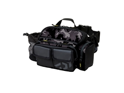 Daiwa - Hip Bag LT(C) - BLACK CAMOUFLAGE | Eastackle