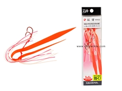Daiwa - Kohga Rattle Magic Unit Alpha SS - ORANGE GHOST R - Tai-Rubber Skirt Rig