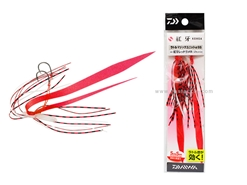 Daiwa - Kohga Rattle Magic Unit Alpha SS - RED FURRY RED GIRL R - Tai-Rubber Skirt Rig