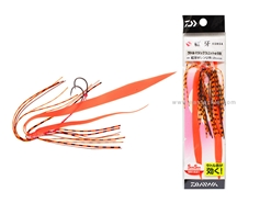 Daiwa - Kohga Rattle Magic Unit Alpha SS - REDDISH ORANGE R - Tai-Rubber Skirt Rig