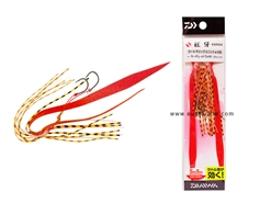 Daiwa - Kohga Rattle Magic Unit Alpha SS - SEARCH RED FLAKE R - Tai-Rubber Skirt Rig