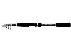 Daiwa - Lazy - T76ML-6 - Telescopic Spinning Rod | Eastackle
