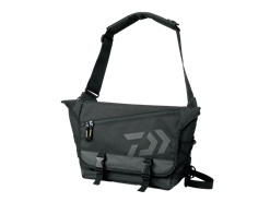 Daiwa - Messenger Bag - BLACK | Eastackle