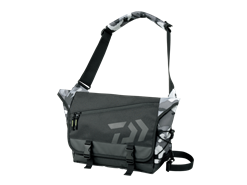 Daiwa - Messenger Bag - GREY CAMOUFLAGE | Eastackle
