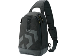 Daiwa - One Shoulder Bag - BLACK | Eastackle