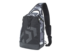 Daiwa - One Shoulder Bag - GREY CAMOUFLAGE | Eastackle