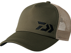 Daiwa - Quick Drying Hexagonal Cap - DC-64008 - OLIVE - FREE SIZE | Eastackle