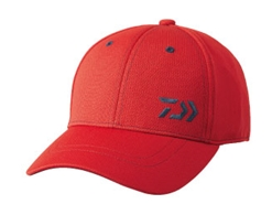 Daiwa - Quick Drying Hexagonal Cap - DC-94008 - RED - FREE SIZE | Eastackle