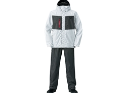 Daiwa - Rain Max Rain Suit - DR-36008 - LIGHT GRAY - Women's L Size | Eastackle