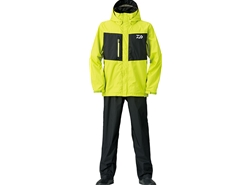 Daiwa - Rain Max Rain Suit - DR-36008 - SULFUR SPRING - Men's 3XL Size | Eastackle