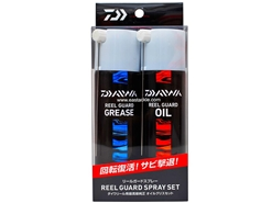 Daiwa Reel Guard Oil and Grease Spray Set | Eastackle