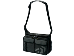 Daiwa - Shoulder Bag - BLACK | Eastackle