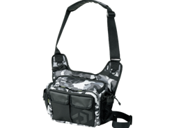 Daiwa - Side Fit Bag (C) - Daiwa - Side Fit Bag (C) - GREY CAMOUFLAGE | Eastackle