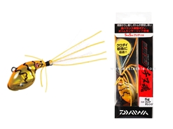Daiwa - Silver Wolf Chinudama 5grams - CLEAR ORANGE - Sinking Chinu Jig | Eastackle