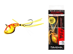 Daiwa - Silver Wolf Chinudama 5grams - MAGMA SHRIMP - Sinking Chinu Jig | Eastackle