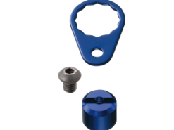 Daiwa - SLP Works Custom Parts Kit - BLUE | Eastackle
