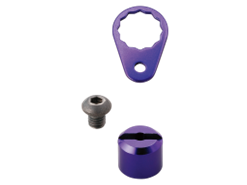 Daiwa - SLP Works Custom Parts Kit - PUPLE | Eastackle